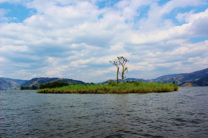 Lake Bunyonyi has a dark history