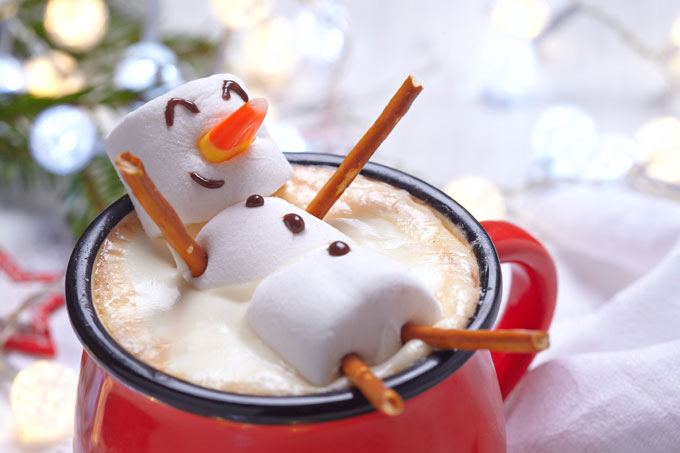 Warm Drinks To Keep You In A Positive Mood During The Cold Months