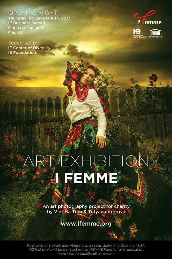 IFemme: Supporting Women Through Art
