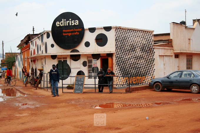 Accommodation at Edirisa Hostel Museum in Kabale
