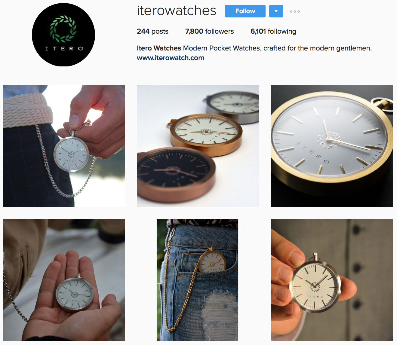 iterowatches, instagram