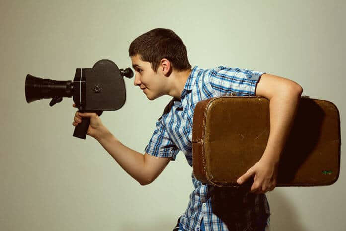 48 Hour Film Project: Experience of the Youth Time reporter