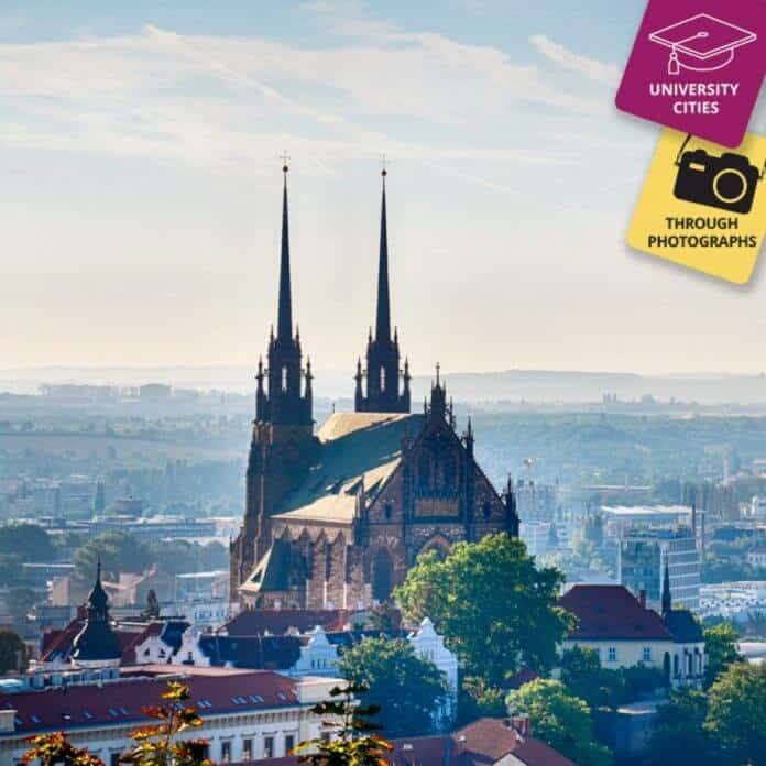 Brno in Photographs