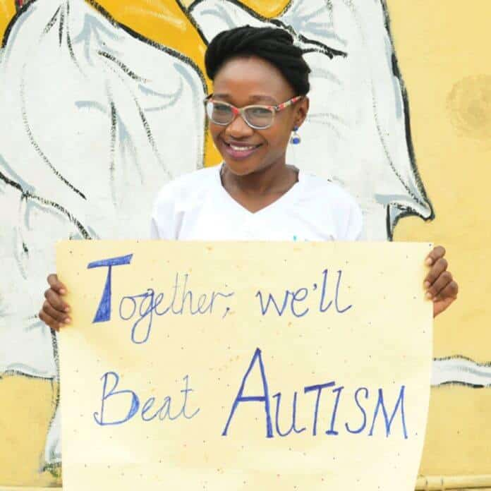 Omotoke Titilope Olowo: Work with Disabled Children Can Heal