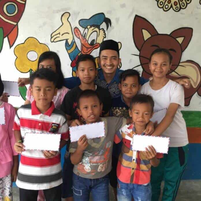 Youth Advocate Jaya Setiawan Gulo: the Faces of Children and Their Hopes Are Driving Force