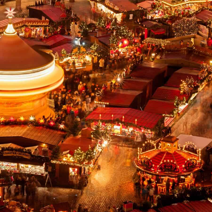 Which Country Hosts Striezelmarkt A Christmas Market Thats Been Held Since 1434.10 Best Christmas Markets In Europe Between Tradition And