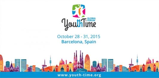 Youth Time Global Forum In Barcelona