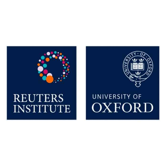 The Reuters Institute Journalist Fellowship at Oxford