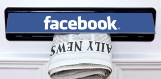 "Facebook to Revolutionize Journalism with ""a Personalized Newspaper"""