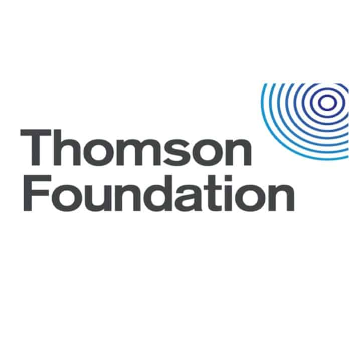 Thomson Foundation Journalism Competition and Scholarship 2018 in London