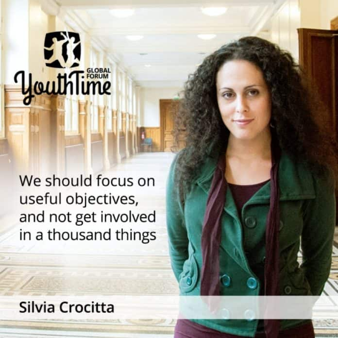 #YTGlobal Faces: Trainer And NGO President From Italy, Silvia Crocitta
