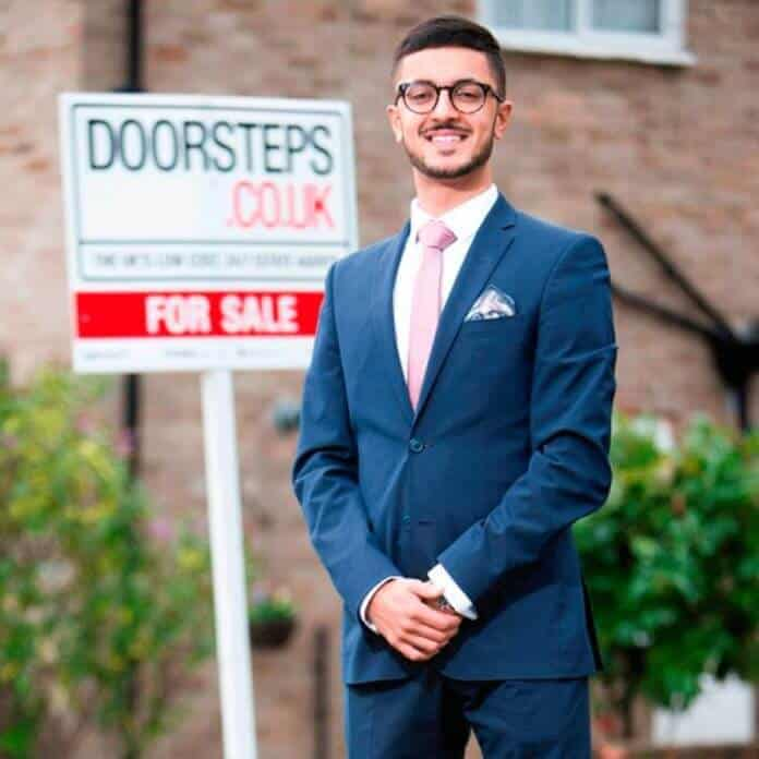 Akshay Ruparelia, Millionaire At The Age Of 19 Crashes The Britain's Real Estate Market