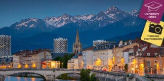 Grenoble in Pictures