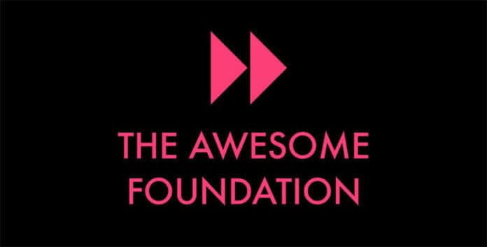 The Awesome Foundation $1000 Grant