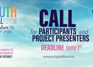 Youth Global Forum in Amsterdam: Application Call for Participants and Project Presenters