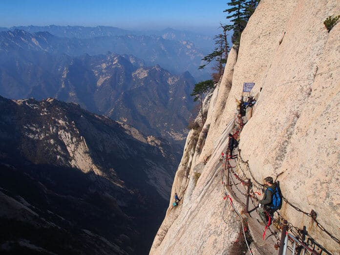 Places On This Earth That Are Not For People Suffering From Acrophobia
