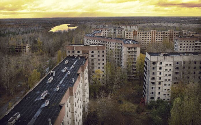 More Than Thirty Years After The Disaster Is Chernobyl Living On Its Own Terms