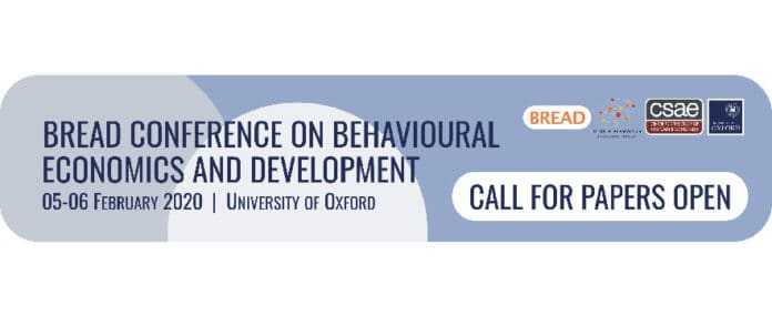 Fully Funded Conference on Behavioural Economics and Development