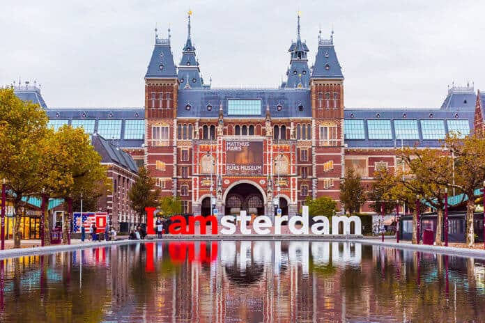 Welcome In Amsterdam- Thousands Of Bridges, Windmills And Canals