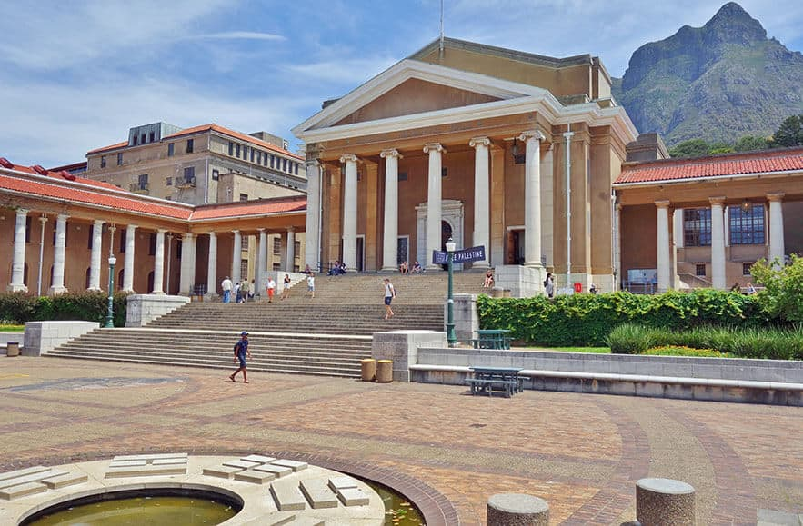 University of Cape Town: Online Application, Courses & Addresses