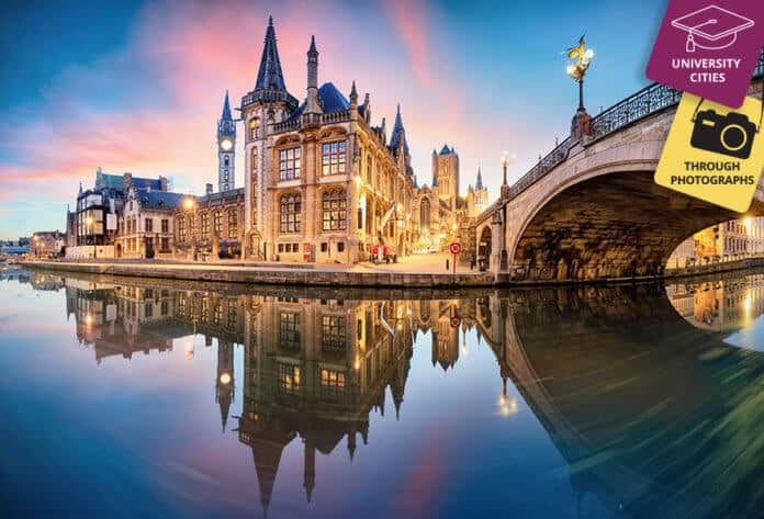 Ghent in Photographs