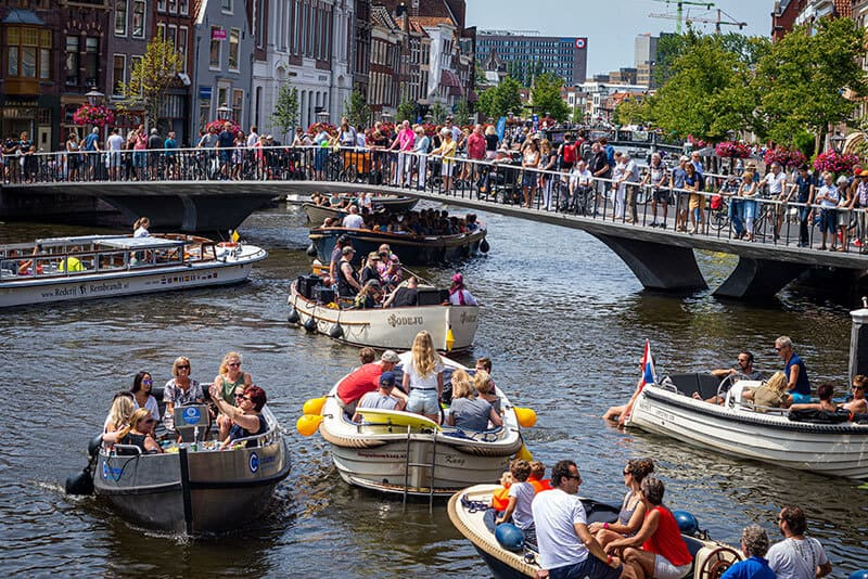 Leiden And The Hague In The Pictures