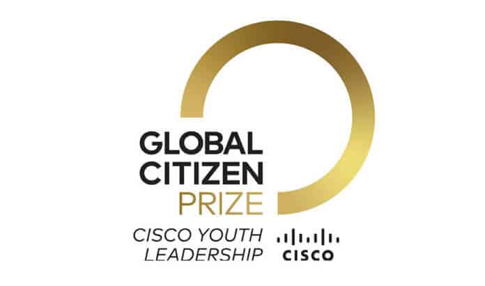 The Global Citizen Prize: Cisco Youth Leadership Award
