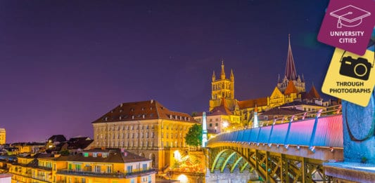 Lausanne in Photographs