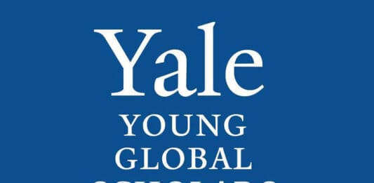 Yale Young Global Scholars Summer Program for High School Students