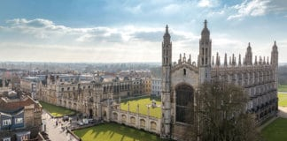 Cambridge Gets Donation for Oil Extraction Research