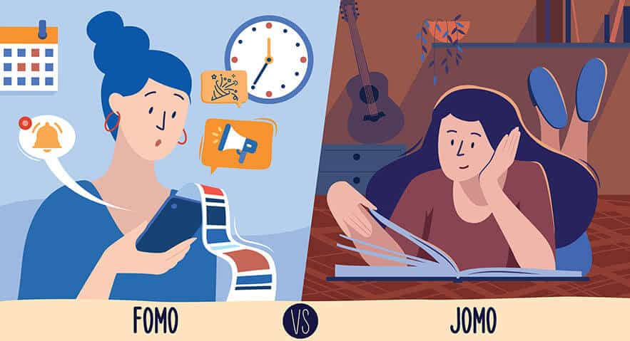 From Fear to Joy of Missing Out: FoMo VS YoMo - Youth Time Magazine