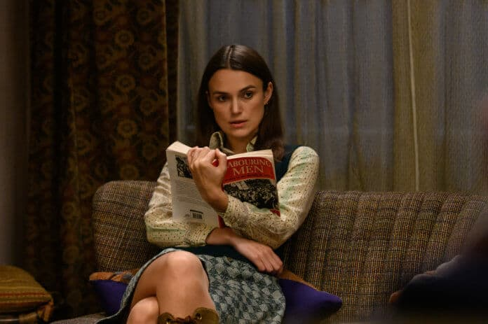 Keira Knightley plays Sally Alexander in