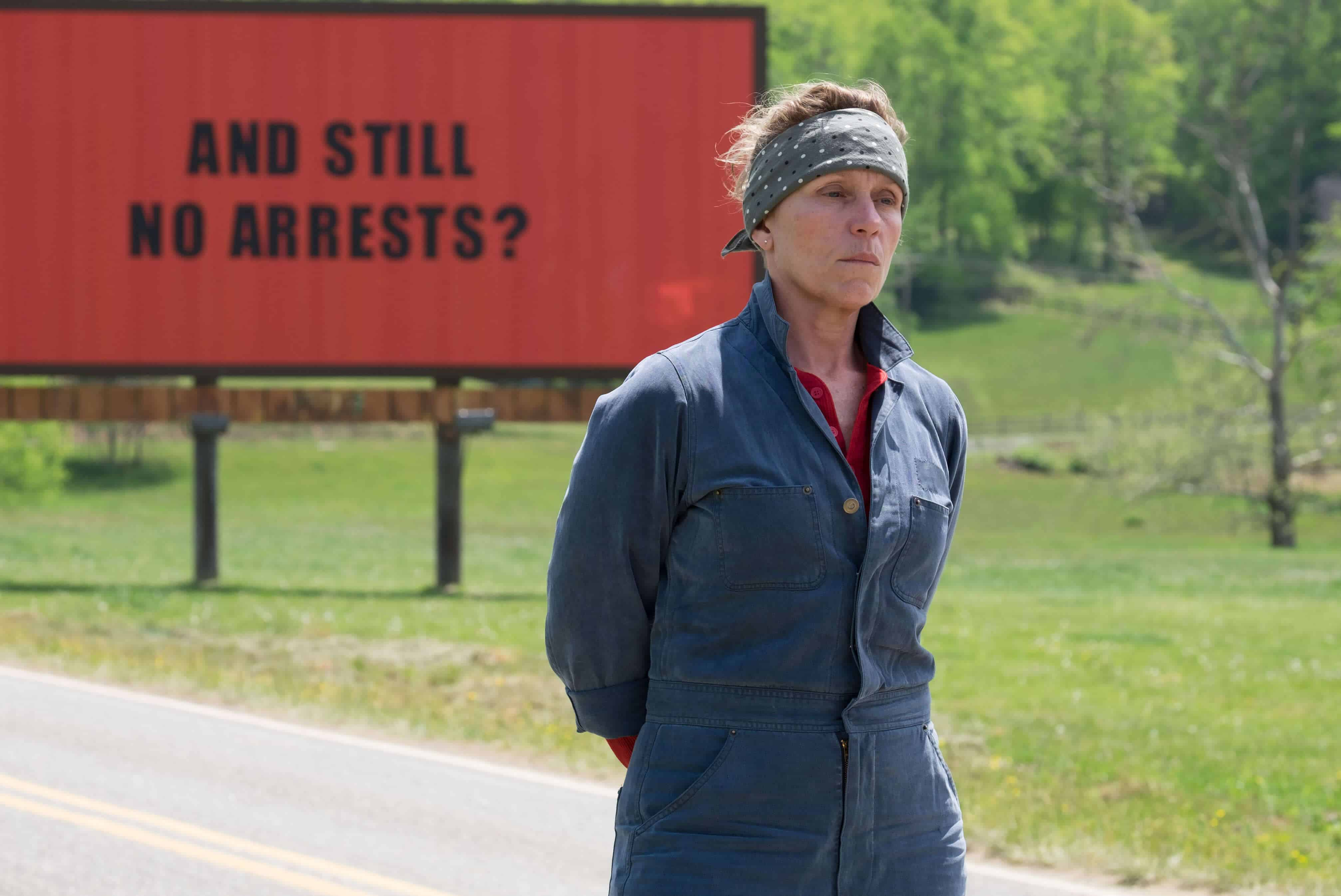 "From the movie ""Three billboards outside Ebbing, Missouri"""