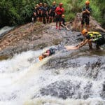 Canyoning in Vietnam