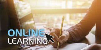 taking notes online course