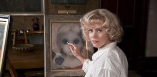 Amy Adams in the movie Big Eyes