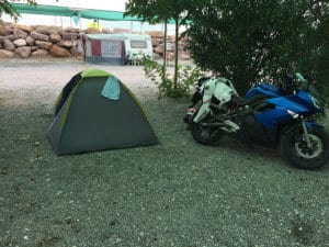Camping Spain: Adventure Travel with Lucian: