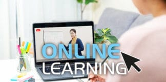 Concept of online learning