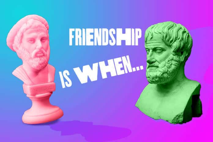Friendship at the times of Aristotle and Pythagoras