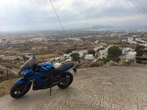 From the trip to Greece