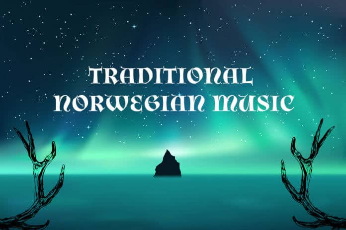 Norwegian Music concept