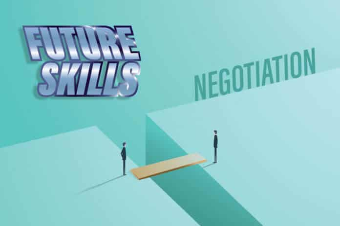 Top 10 Future Skills Negotiation
