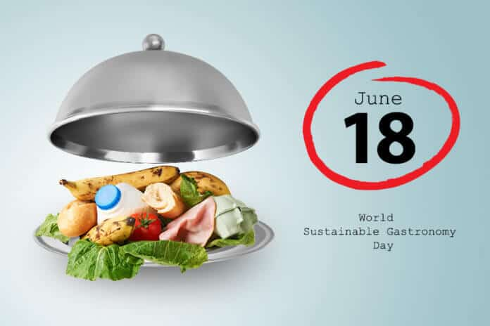 sustainable gastronomy day