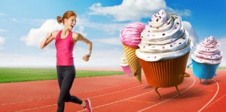 Chased by the sweets