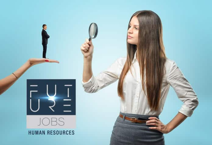 HR research of a potential job candidate Future jobs