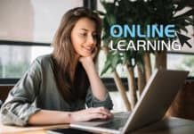 Student learning through online courses