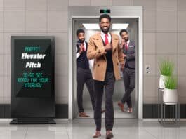 The Elevator Pitch concept