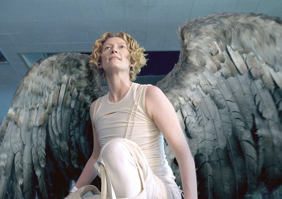 Tilda Swinton in the movie Constantine