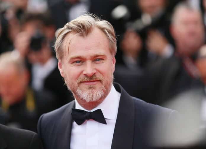 Christopher Nolan Photo Shutterstock Denis Makarenko