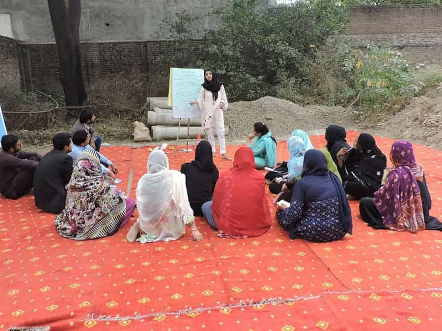 Educating women on Maternal and Child Health by Health Matters